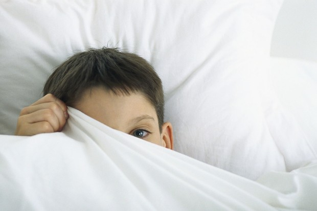 How to conquer your child's night time fears
