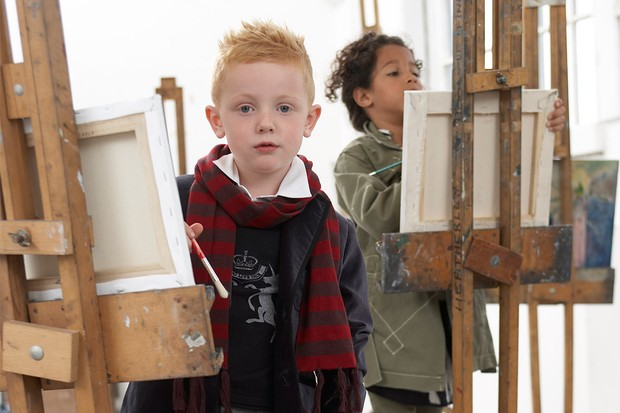 How to inspire your child's appreciation of art