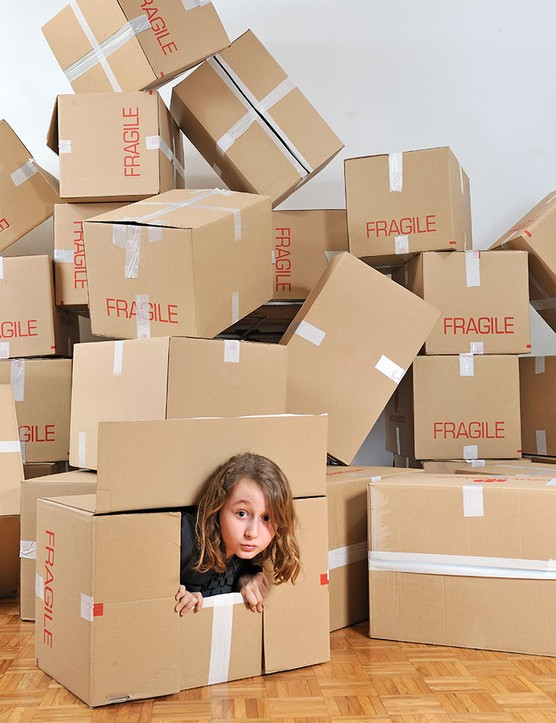 Moving house with kids: a survival guide