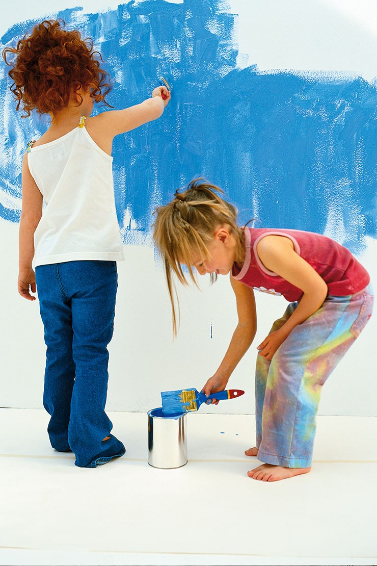 Encouraging your little artists