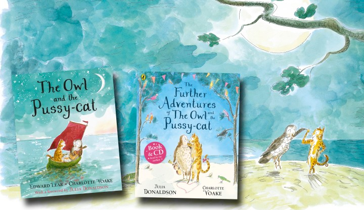 Julia Donaldson discusses the importance of libraries