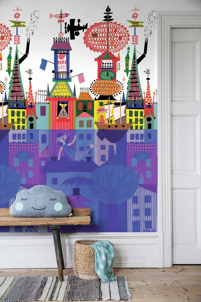 10 Best children's wallpapers