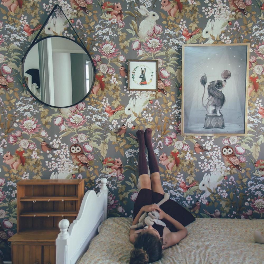 10 Best children's wallpapers