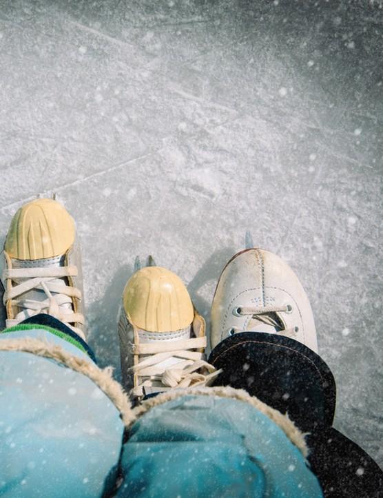 Ice-Skating Etiquette for children