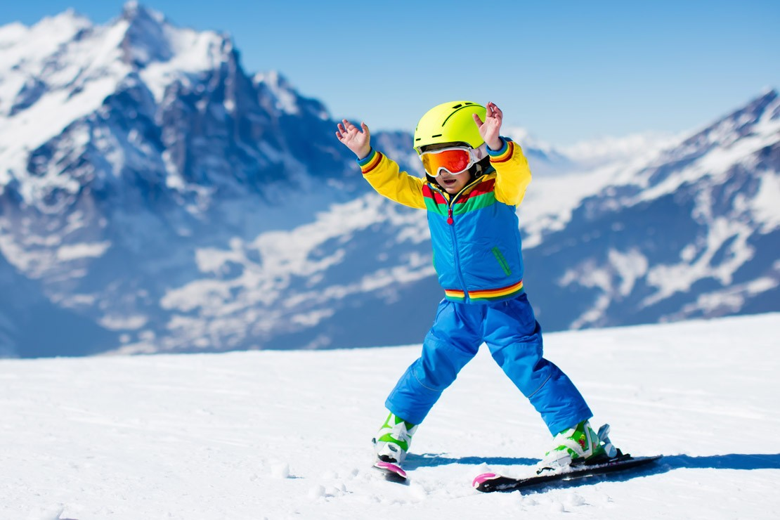 Chilly Powder Au Coin Du Feu chalet, France: The perfect first family ski holiday