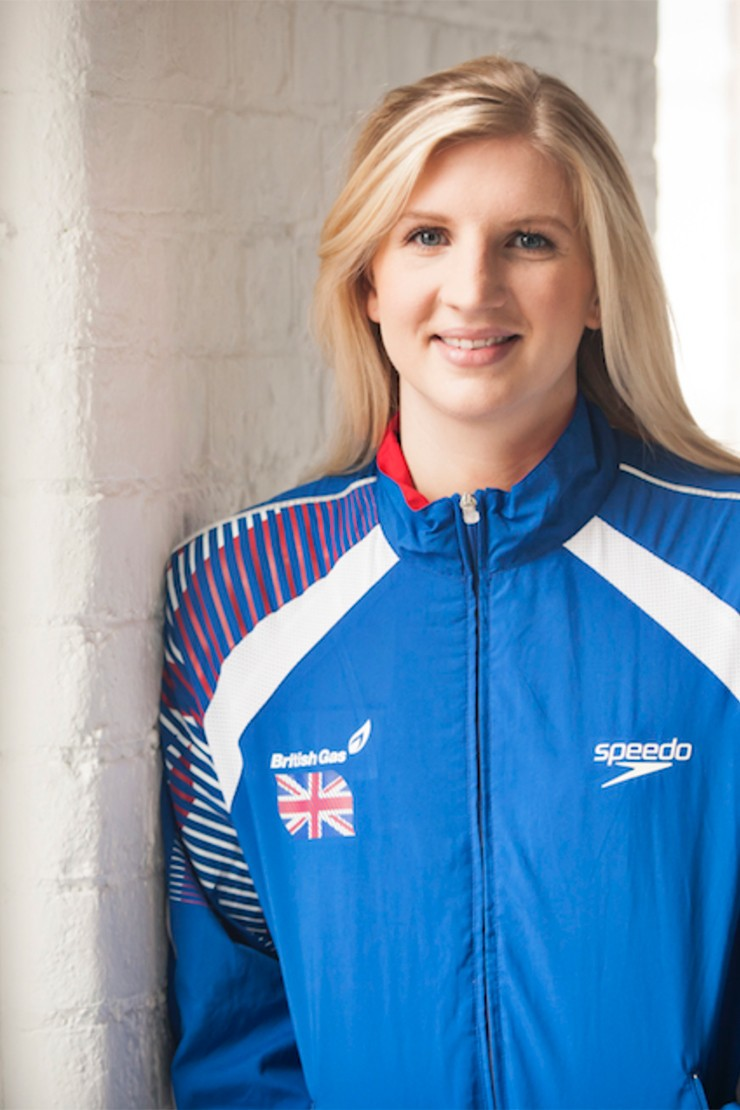 How to teach your child to swim, with Becky Adlington