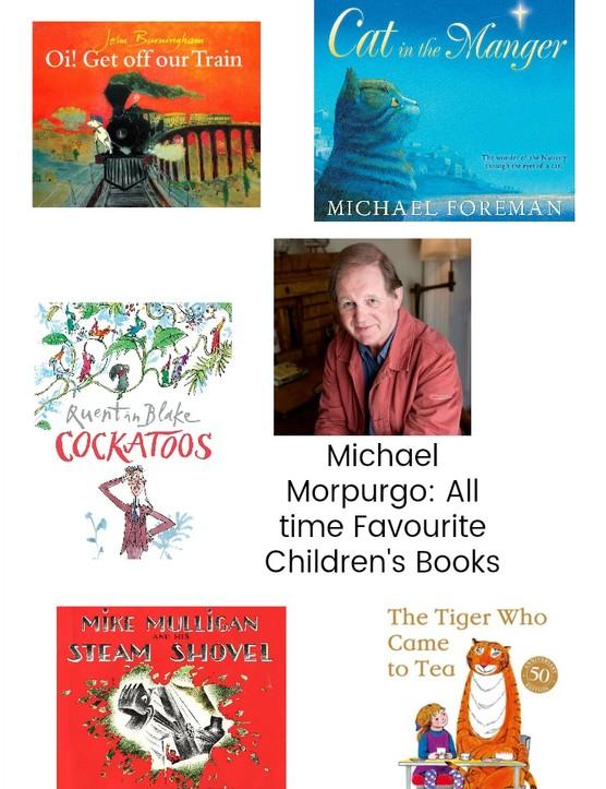 Michael Morpurgo's Favourite Children's Books