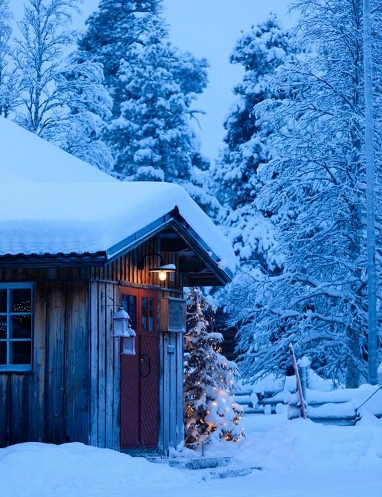 Postcard from... Santa's Lapland