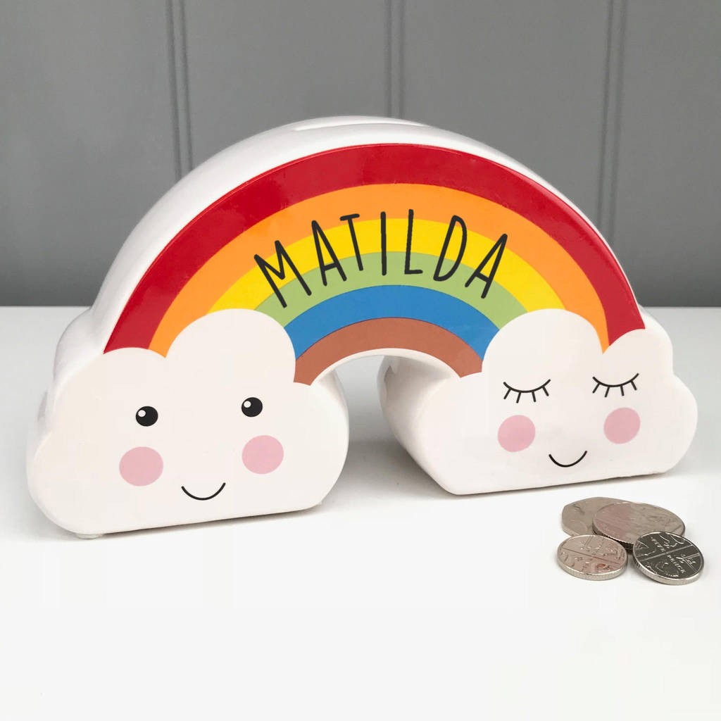 Beautiful Personalised Gifts for Children