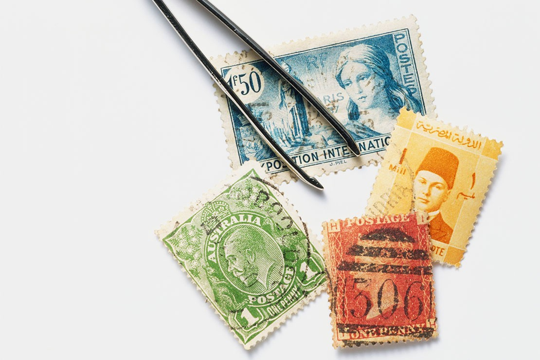 Five Reasons why stamp collecting is super!
