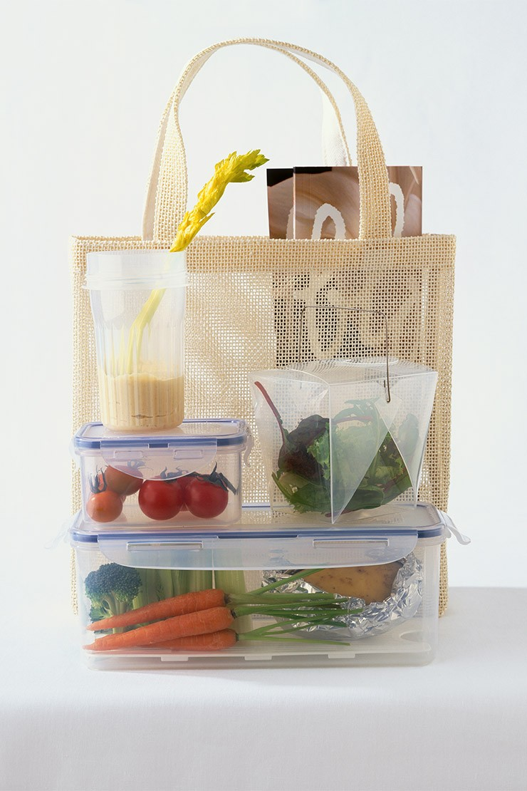 Five ways to pack an eco-friendly lunch