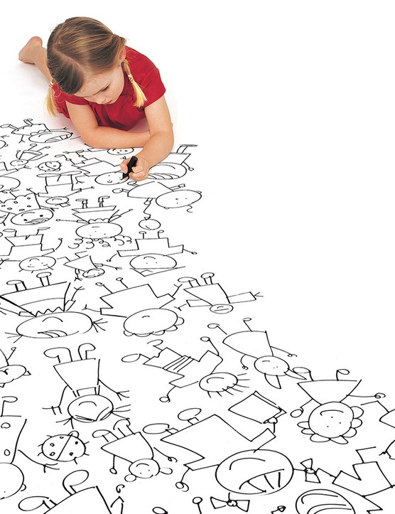 How to encourage your child's own creativity