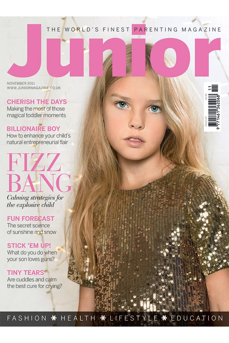 Junior Magazine Covers from 2011