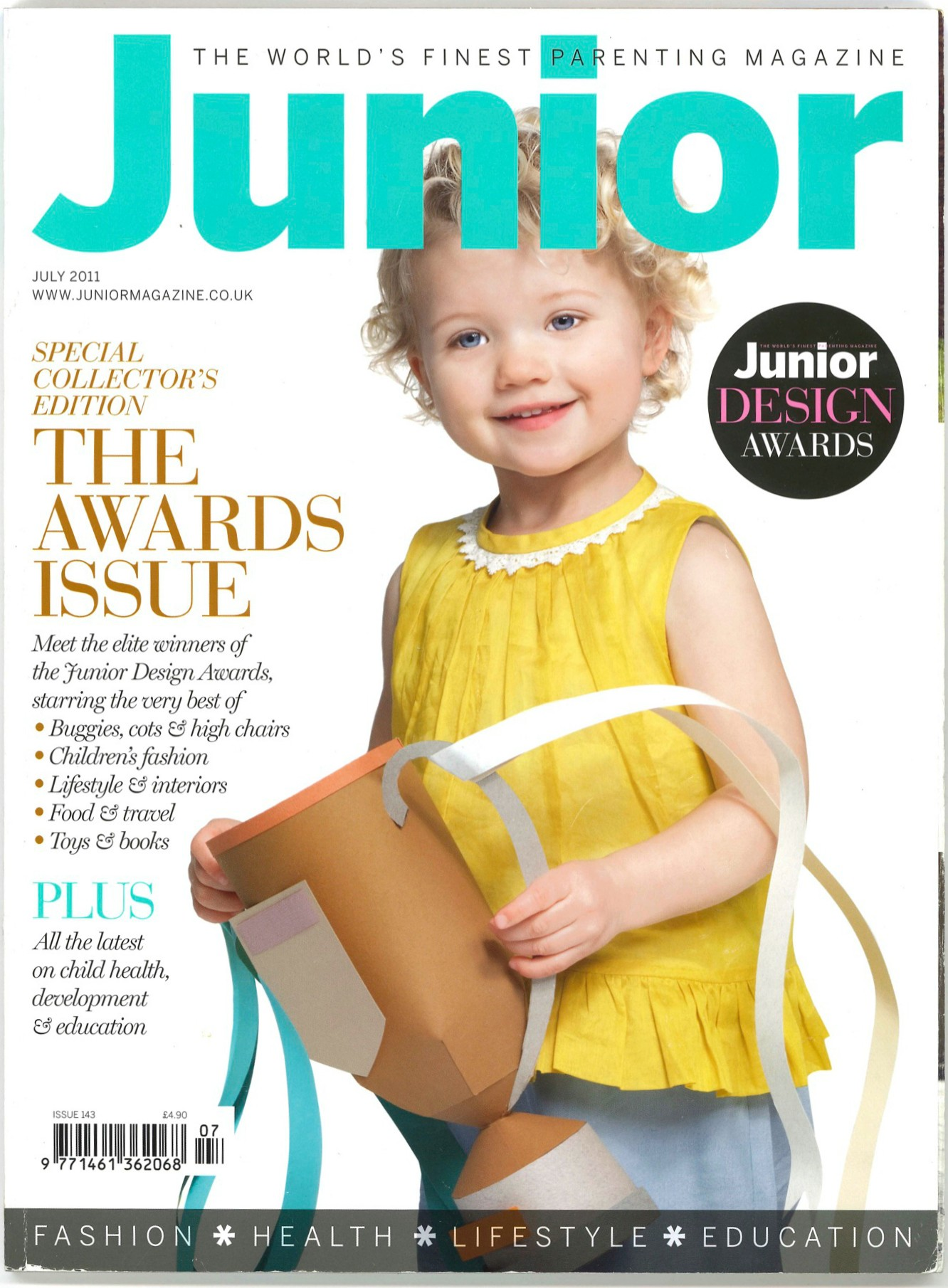 Junior-July-cover-2011
