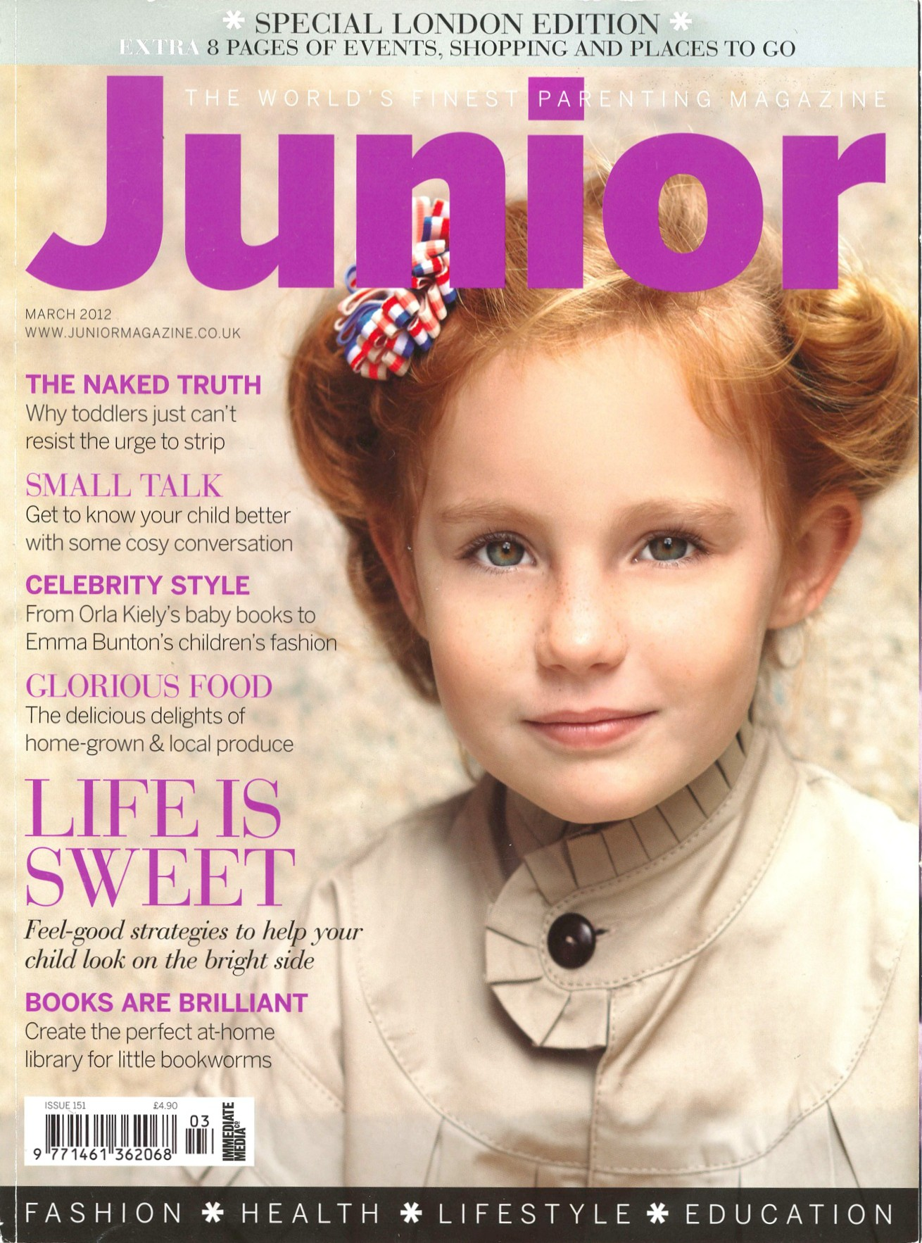 Junior Magazine Covers from 2012 copy 3
