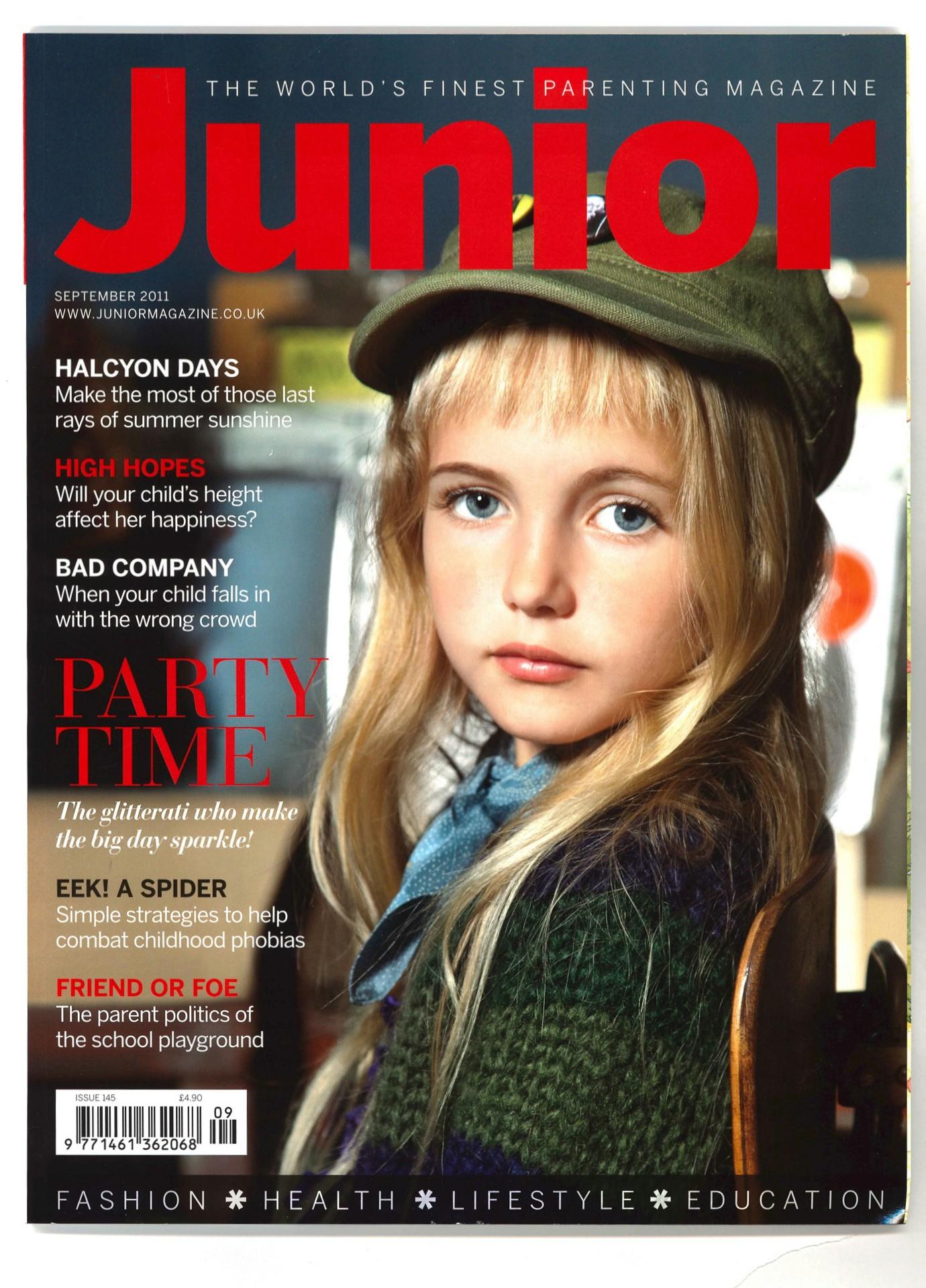 Junior-Septmeber-cover-2011
