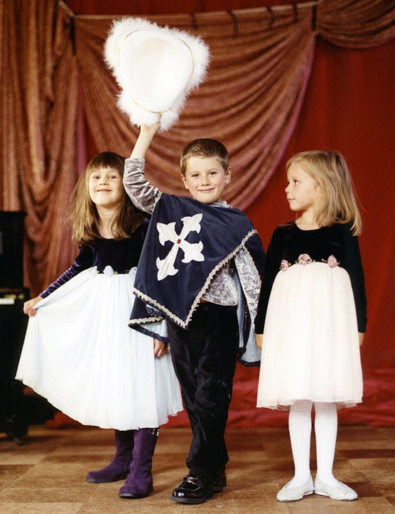 How to inspire your child to give a star performance