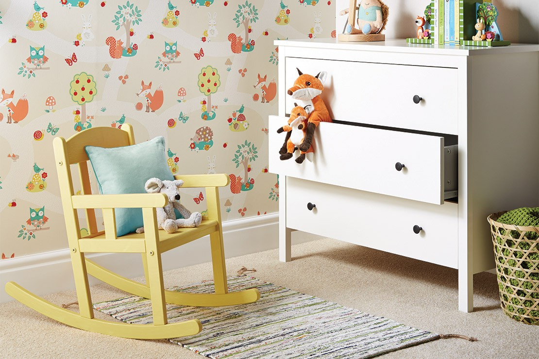 10 of the best online shops for baby's nursery accessories: by interiors expert, Ellie Tennant