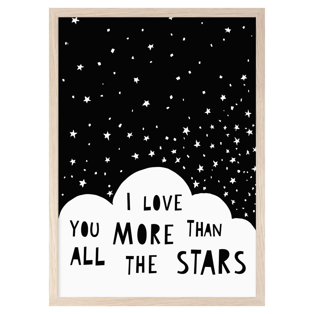 I Love You More Than All The Stars 1