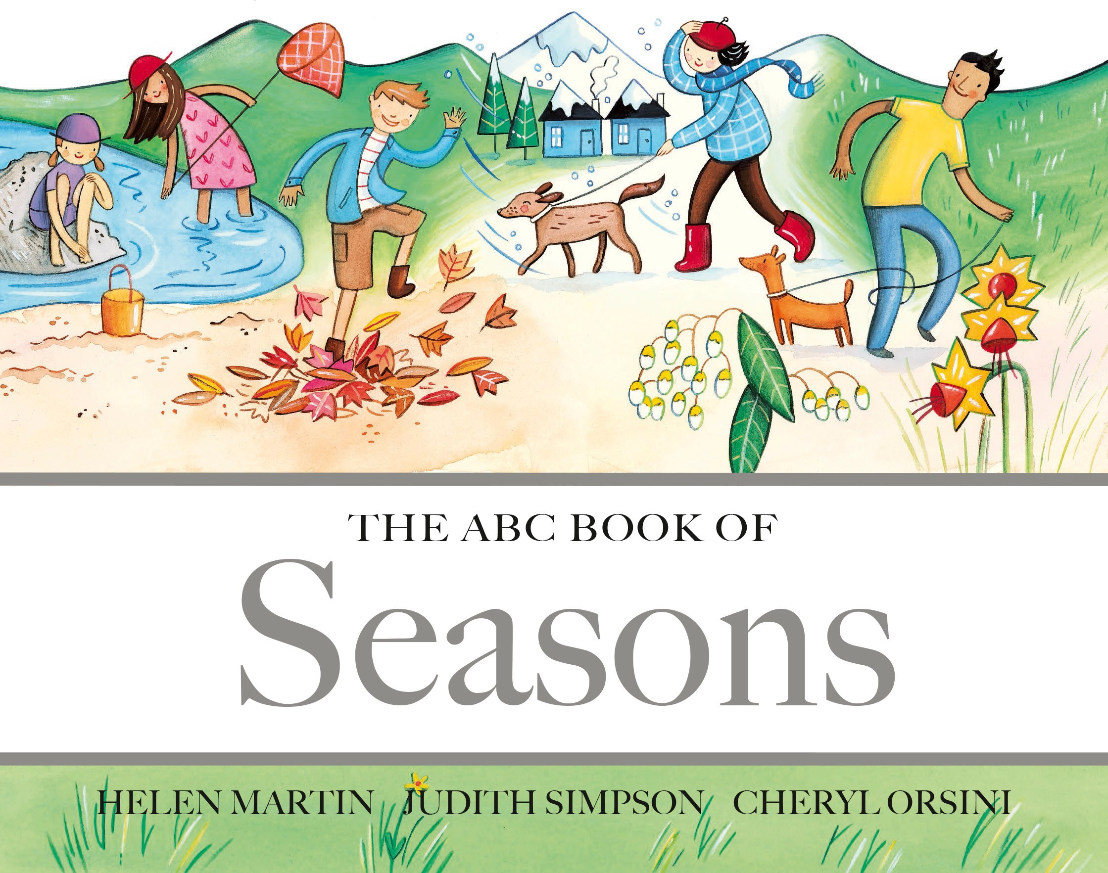Cool books that help kids learn their ABC's