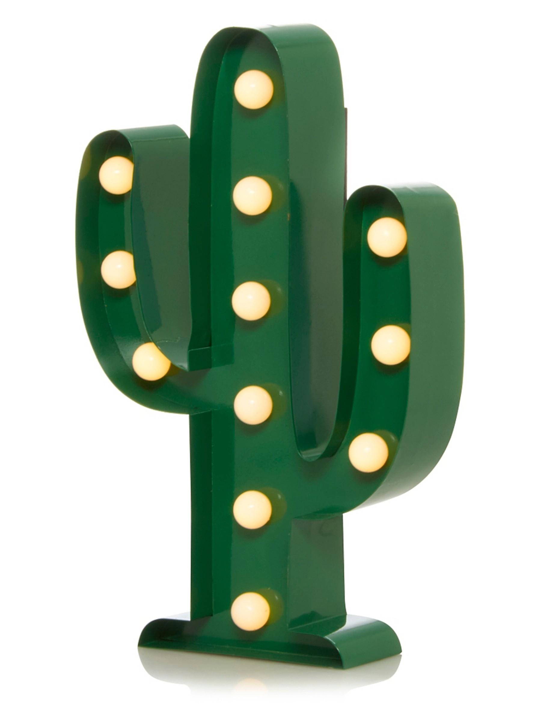 George Home - cactus light £10