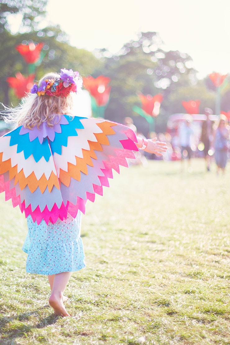 Seven simple rules for happy family festivals