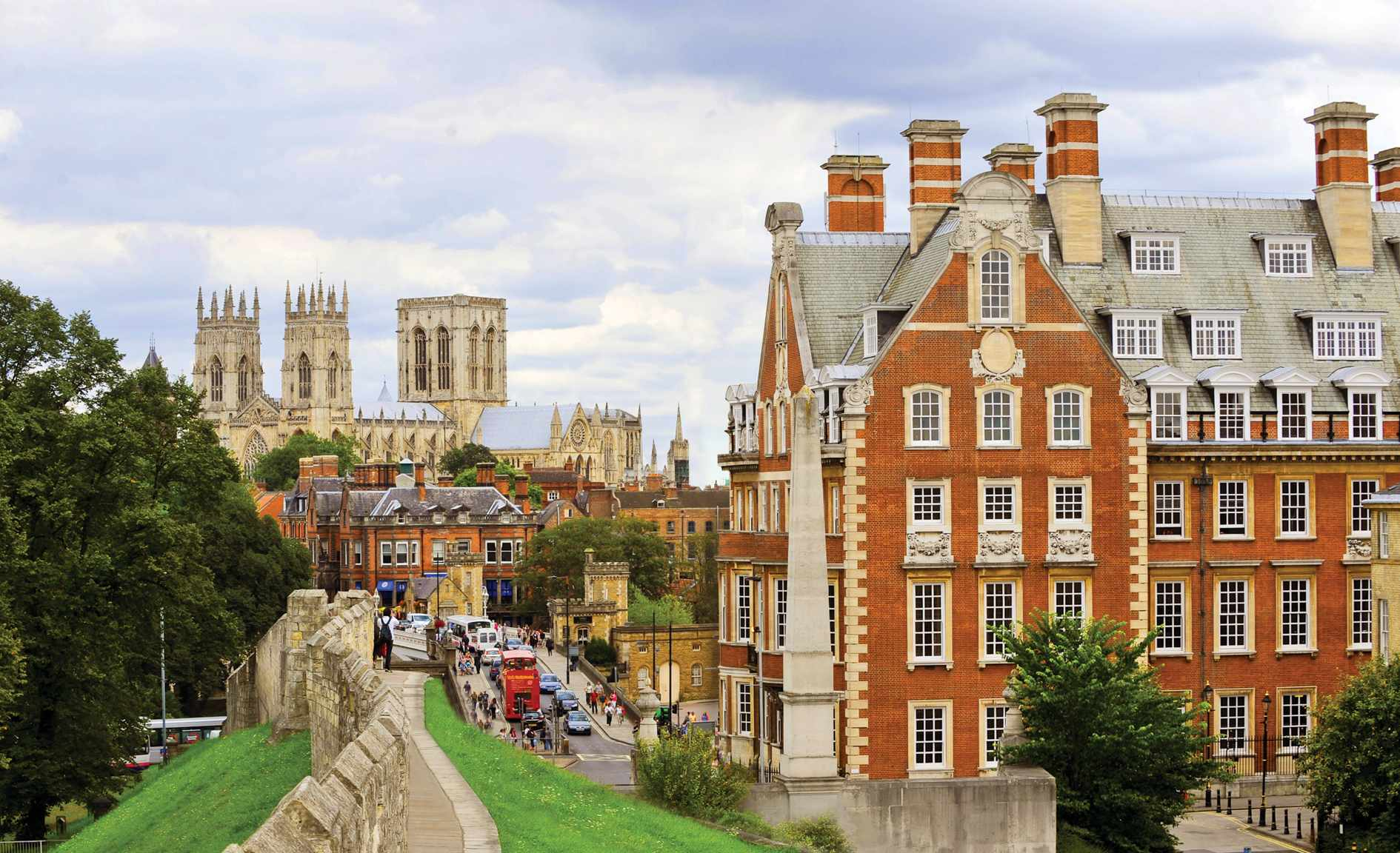 Why York is the ultimate child-friendly city break