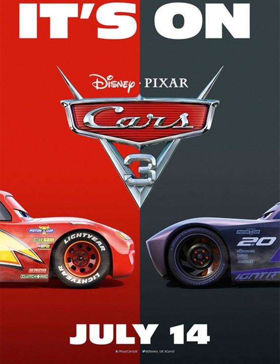 Disney Pixar Cars 3: Driven to Win | Film Review
