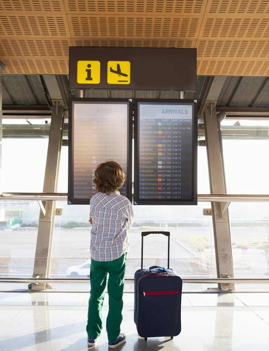10 top tips for travelling abroad with children