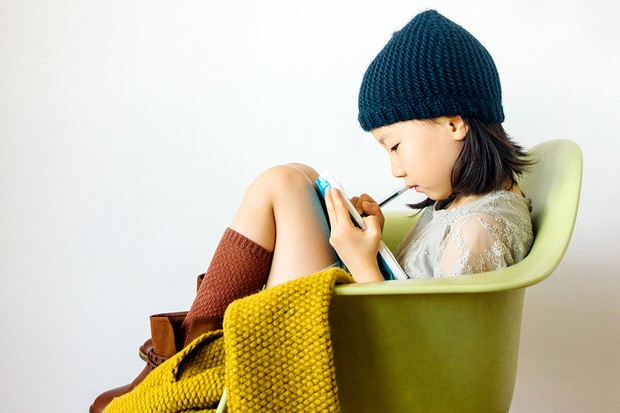 How do I encourage a love of writing in my child   getty Images