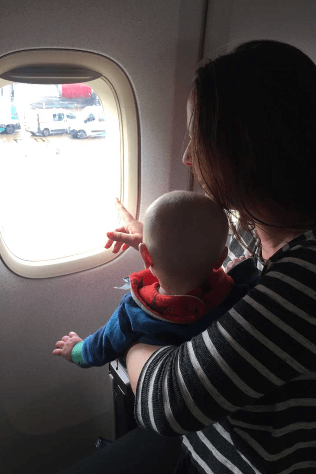 How to fly long-haul with a baby