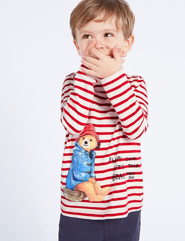 Stylish Paddington Bear buys for children