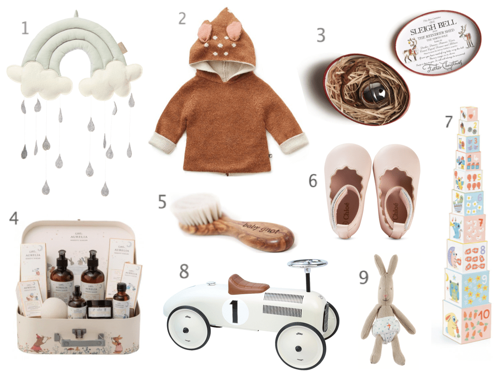 What to get for Baby's First Christmas