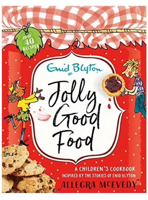 Children's recipes inspired by the stories of Enid Blyton