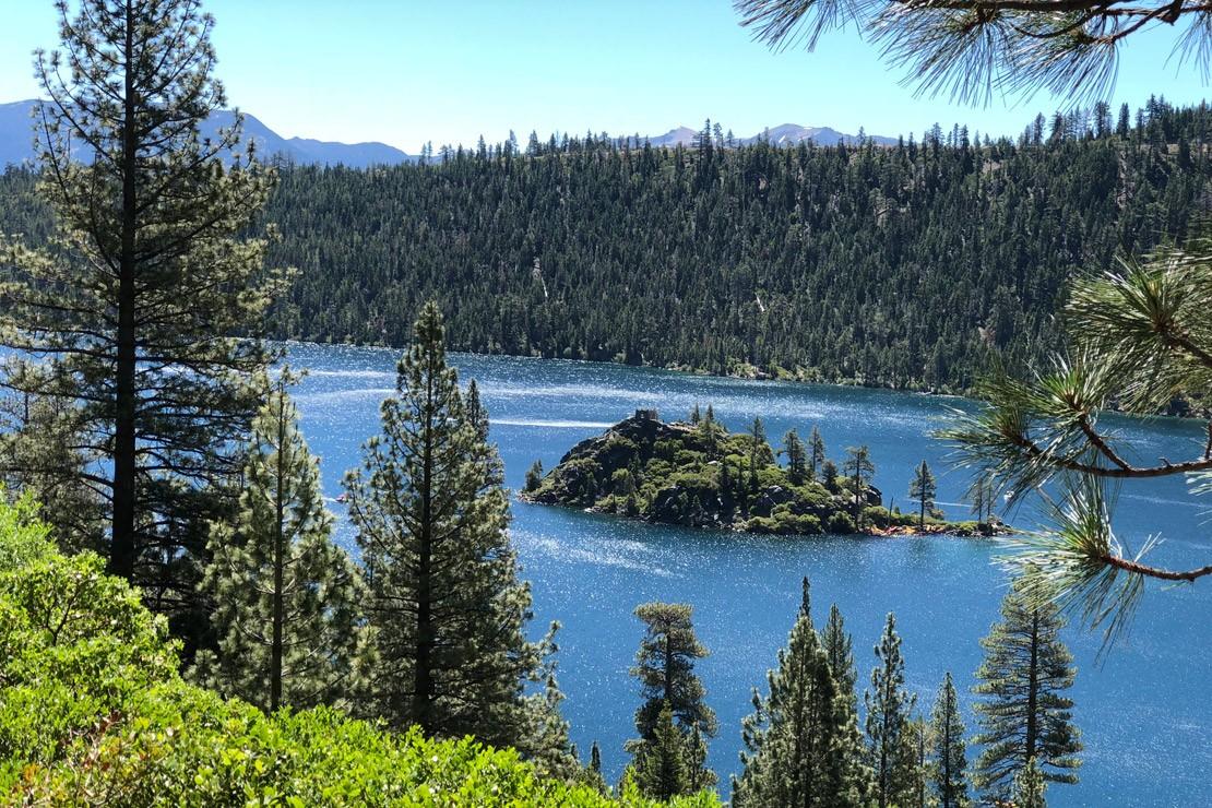 A family road trip to Lake Tahoe, California
