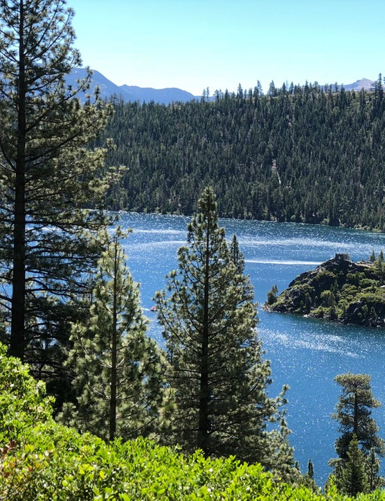 A family road trip to Lake Tahoe, California