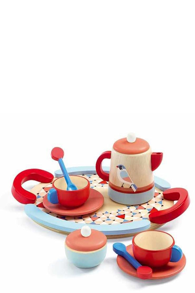Tea Time Play Set by Djeco