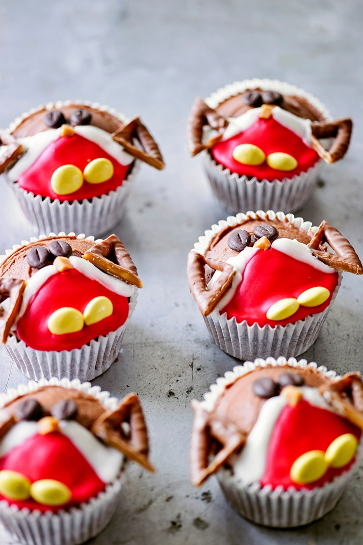 3 Easy Christmas Robin treats for kids