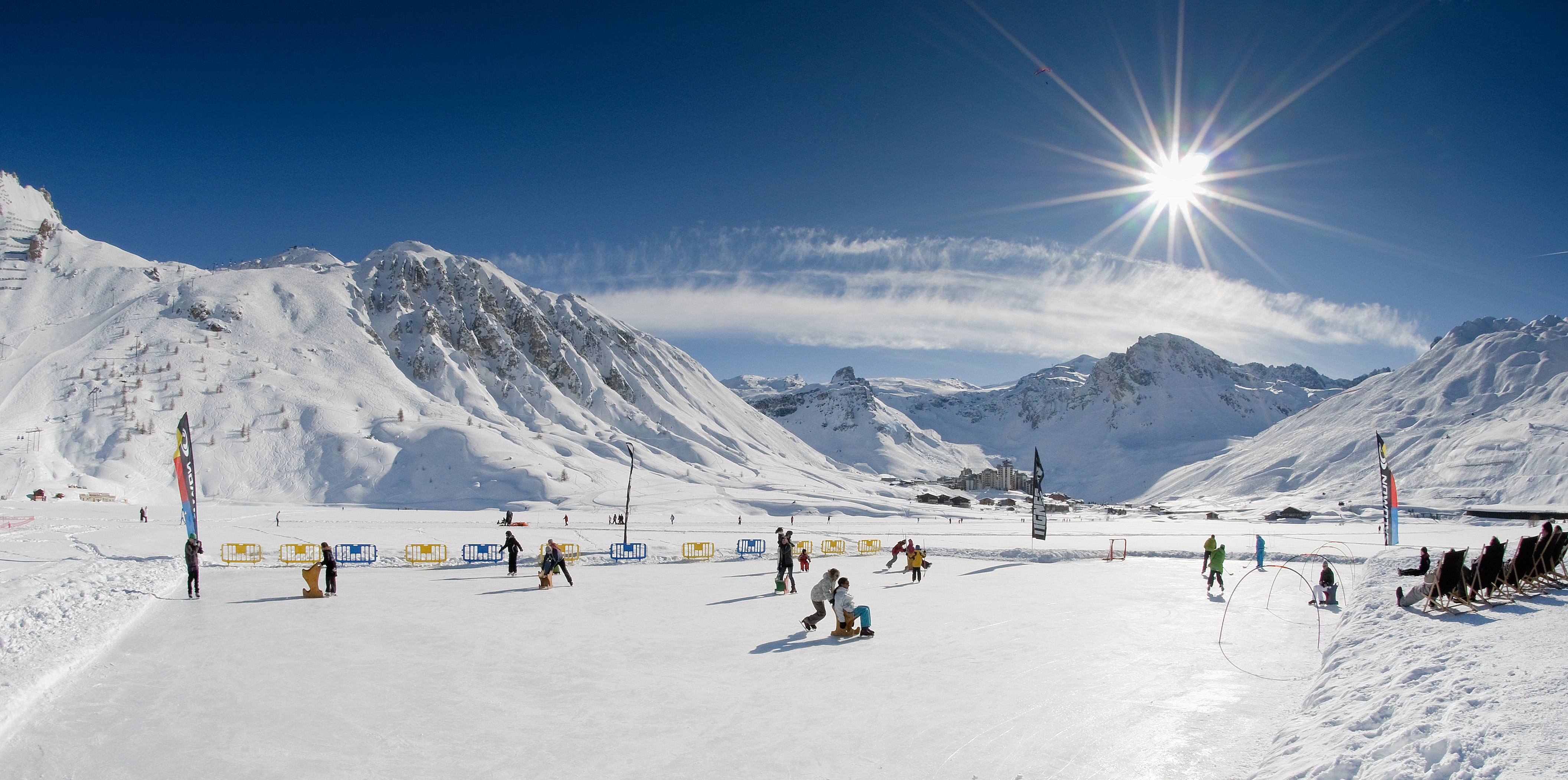 The Best Resorts for a Family Ski Holiday