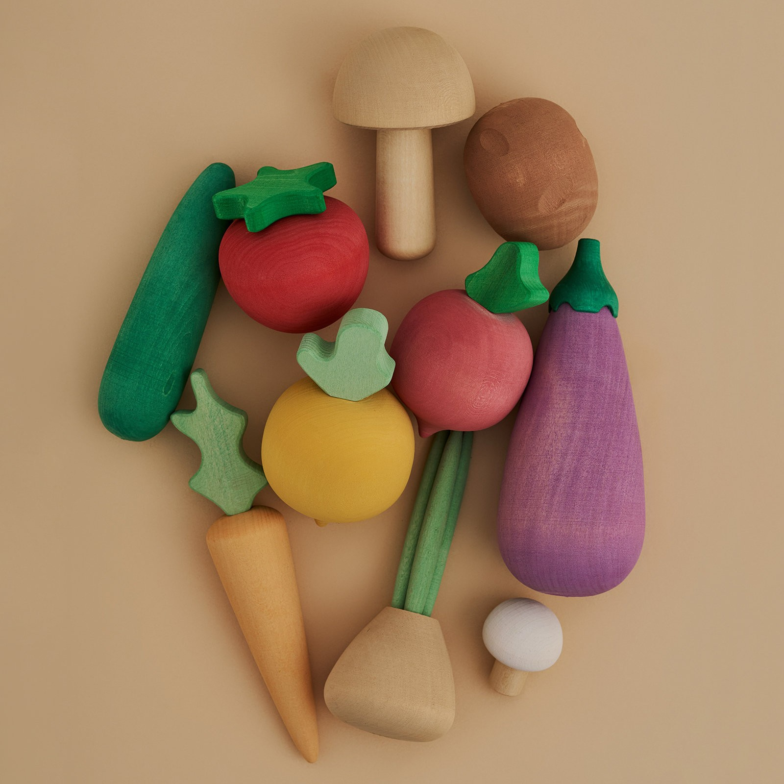 15 Classic wooden toys for children