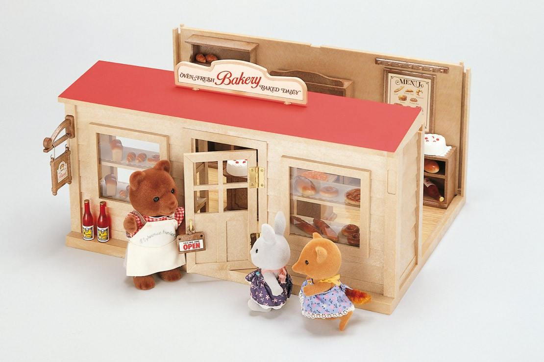 Sylvanian Families Original Village Bakery