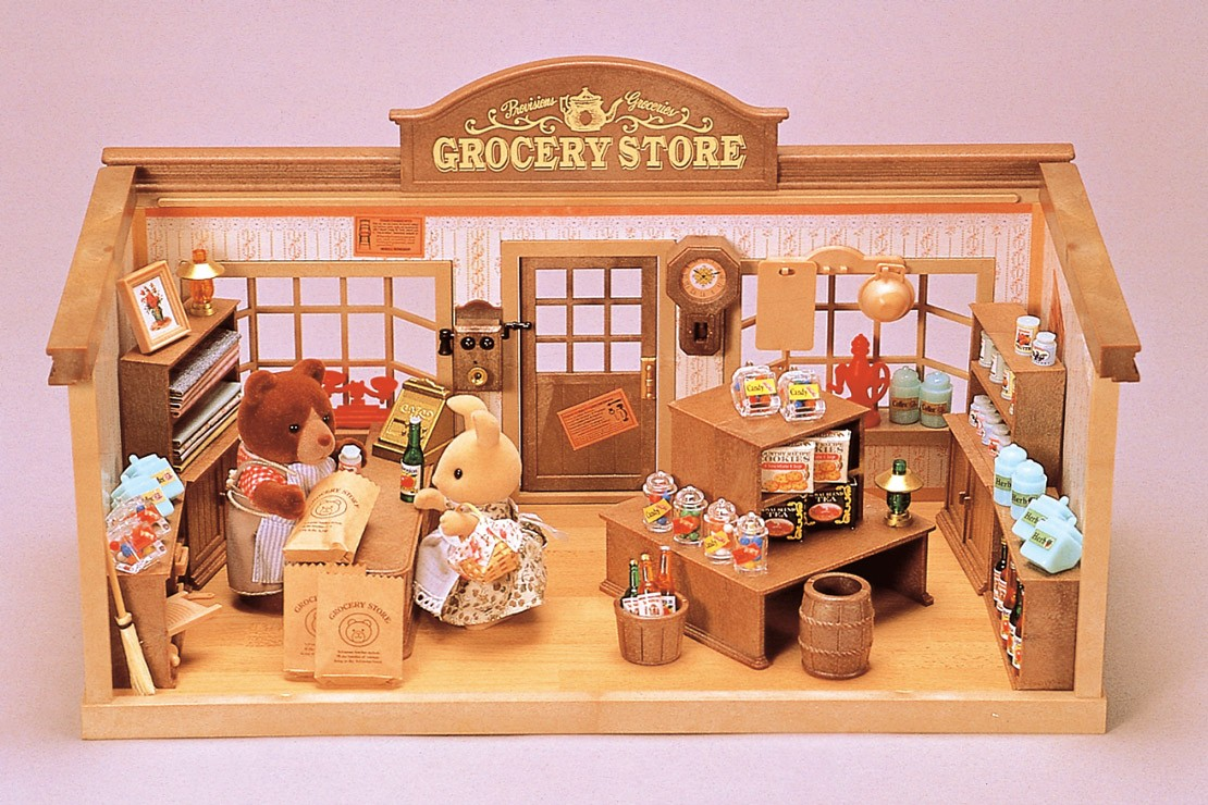 Sylvanian Families Vintage Grocery Store
