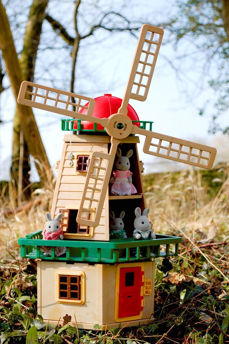 Sylvanian Families Vintage Windmill