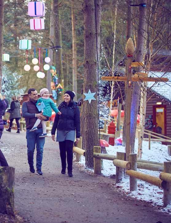 Center Parcs Winter Wonderland Activities: Our tips