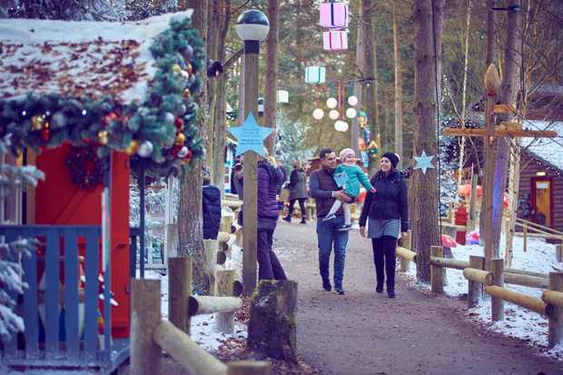 Center Parcs Winter Wonderland Activities: Our tips