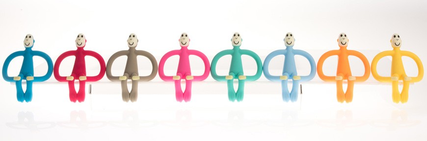Matchstick Monkey - the most stylish teething product?