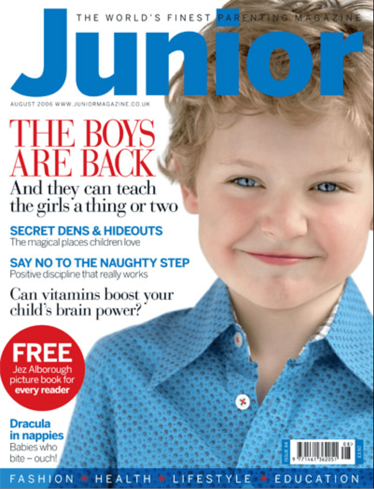 Junior Covers 2006