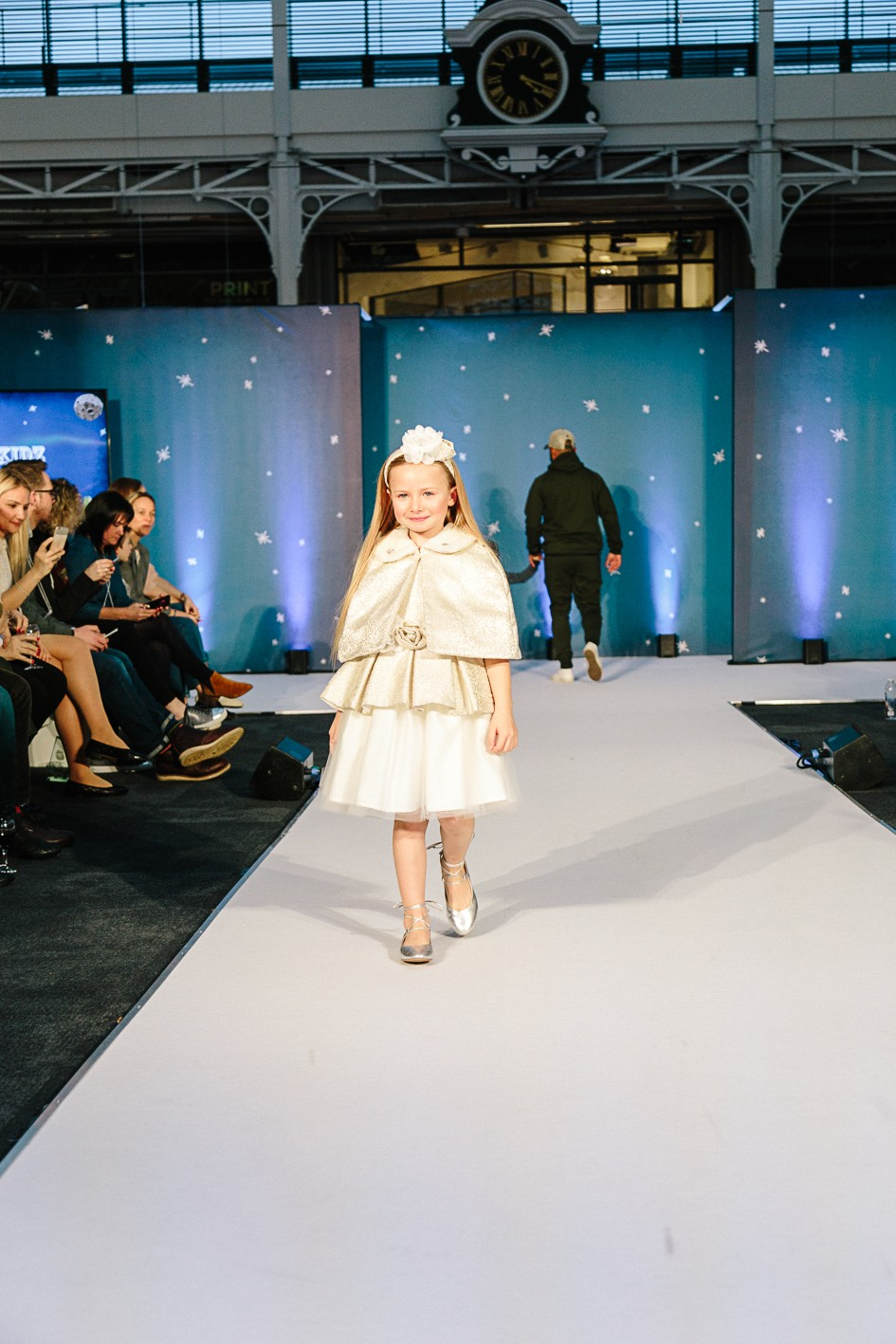 Harlow Luna White wearing Patachou