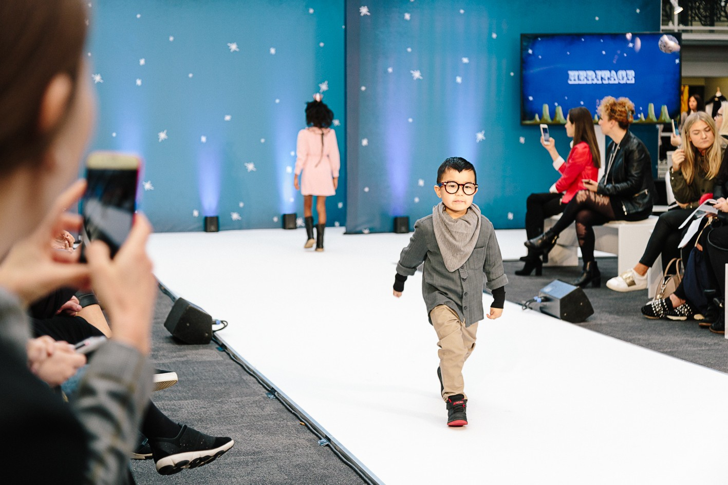 The Bubble runway show is back for 2018