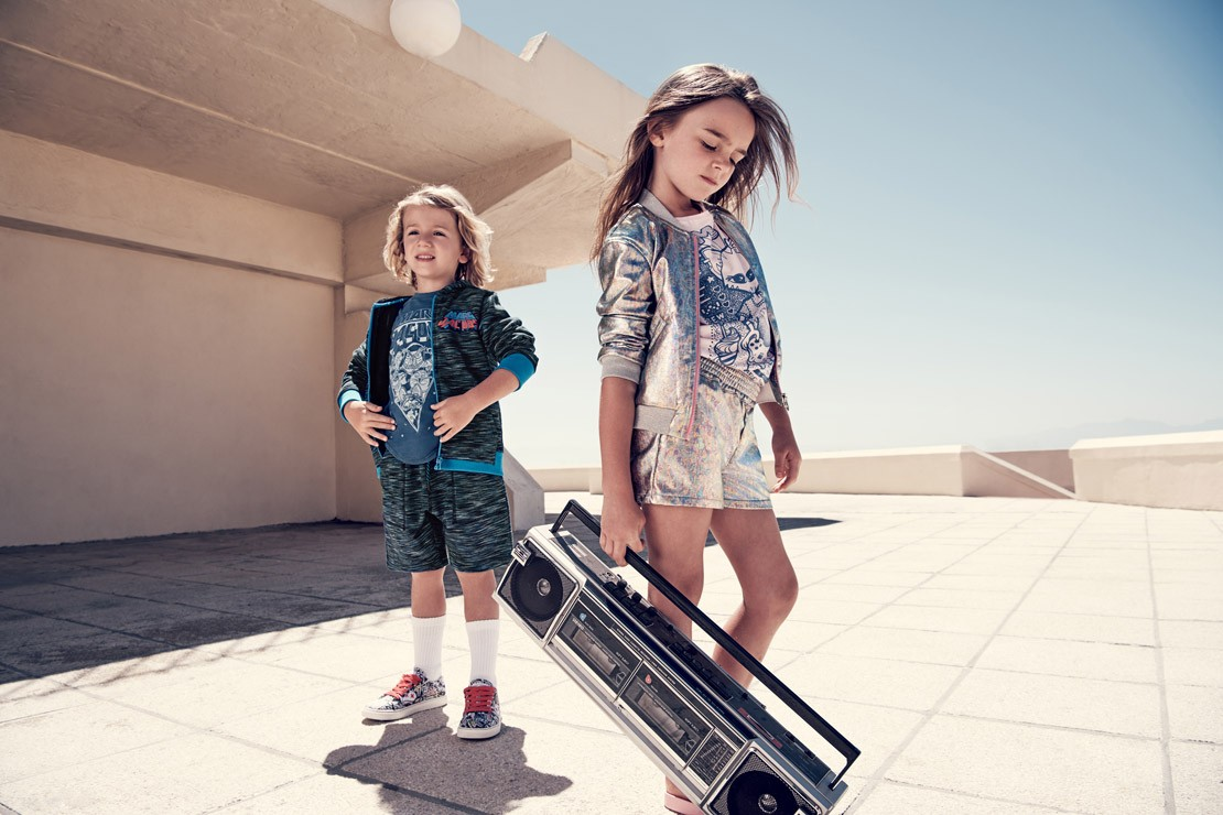 Little Marc Jacobs S/S18 has landed...